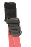 SATA cable red close up poster