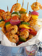 Shrimp Kebab Skewers