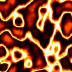 Fire Background Seamless Abstract