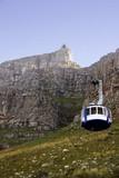 Fototapete South africa - Straßenbahn - Hochgebirge
