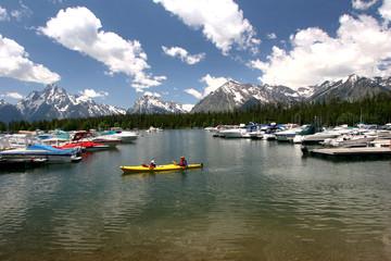 Tetons Boats