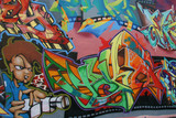 Panorama graffiti - 8594212