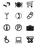 Travel Icons poster