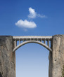 Bridge and Sky - 8599019