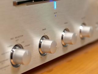 Stereoanlage / Bass
