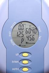 gym bike meter