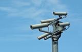5 CCTV Cameras poster