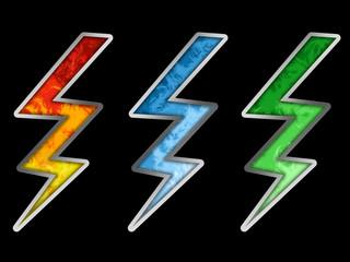 Colored Flash