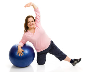 Plus Sized Pilates