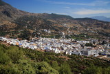 View of Chefchauen town;Morocco