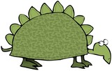 Prehistoric Turtle poster