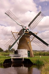 A water wind mill