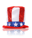 Independence Day Holiday Hat poster