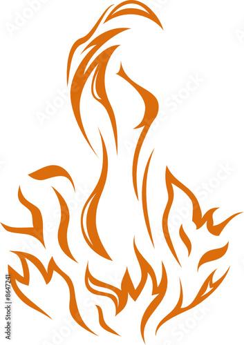 dziewczyna-ognia