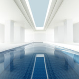 Swimming pool loft 06