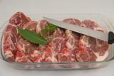 viande de porc poster
