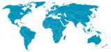global atlas poster