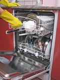 dish machine poster