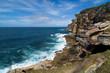 Coastal Cliffs in Sydney