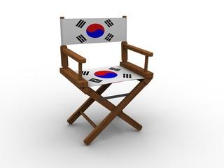 South Corea Chair