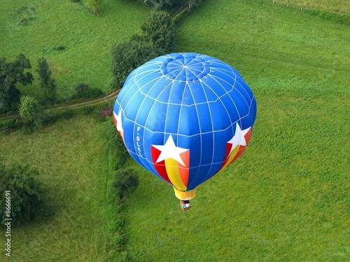 Foto Spatwand Ballon OLYMPUS DIGITAL CAMERA