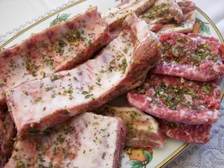 Carne di Porco per la brace