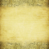 Fototapety grunge floral background with space for text or image
