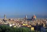 Firenze: panorama dal Piazzale Michelangelo 3 poster