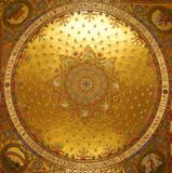 Plafond Choeur Notre Dame de la Garde poster