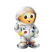 Spaceman Character Astronaut - 8692810