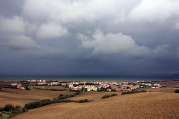 Coastal village;Ancona;Italy
