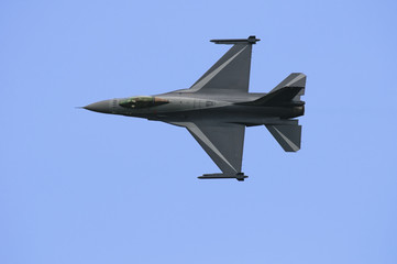 General Dynamics F16 of the Belgian Air Force