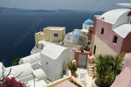 Beautiful Greek Village