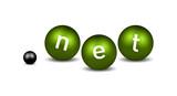 dot NETDomain Name poster