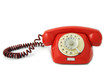 Telefono rosso - front side