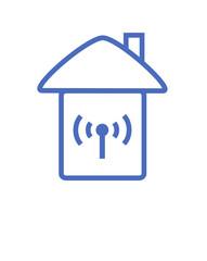 maison et sans-fil