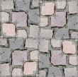 Seamless Stone Ground Texture Background 9