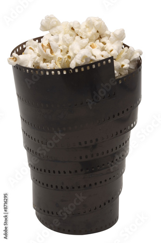 Pop corn pan