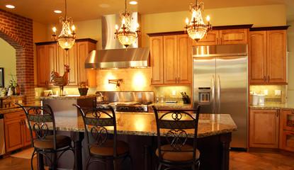 Beautiful Family Kitchen