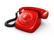 Vintage rotary phone