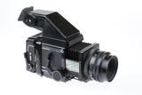 Single Lens Reflex Medium Format Photocamera poster