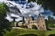 Antico castello scozzese