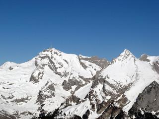 Mt. Saentis (St. Gallen, Switzerland)