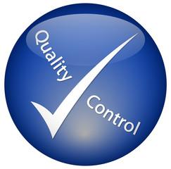 """Quality Control"" logo"