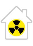 La radiation du batiment (détouré) poster