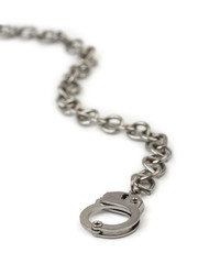 Chain and handcuffs