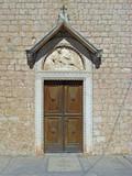 old dalmatian doors poster