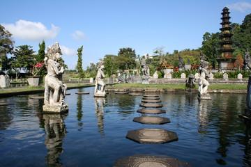 Le Water Palace à Tirtagangga