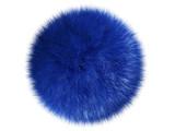 Fluffy sphere poster