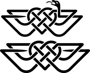 snake love  T-shirt/tattoo design